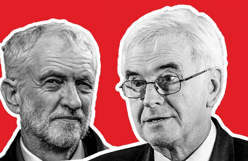 John McDonnell admits that those on low incomes would pay higher taxes under Labour